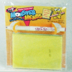 edible Post-it notes!