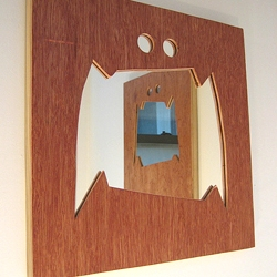 Monster Mirrors - When one looks in the mirror, they become the monster's next meal.