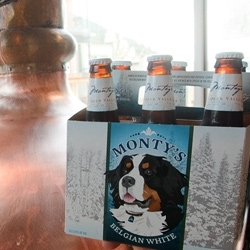 A closer look at some of the beer made for Montage Deer Valley in which we meet the hotel, Utah, the brewer, and an adorable dog.