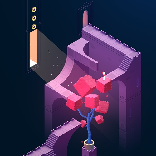Monument Valley II game just launched! Even prettier puzzle game that the first. The trees are an amazing addition.