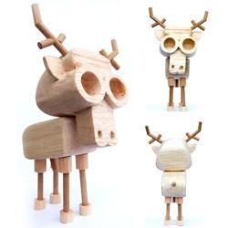 Woody A Renne!!! by FAKIR