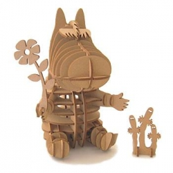 MOOMIN VALLEY d-torso produced by AKI Co., Ltd.