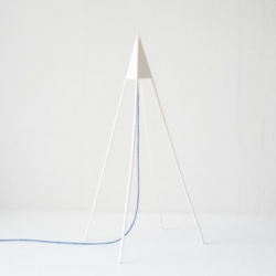 We love the minimalism of Leonard Kadid's 'Mountain Lamp'.
