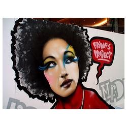 Website of portuguese street artist Mr.Dheo.