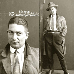 This photo collection of mugshots from the 1920s in Australia is amazing. They certainly do not take mugshot portraits like this anymore.