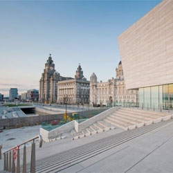 The stunning new Museum of Liverpool by 3XN Architects is set to open on July 19th.