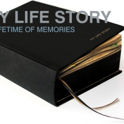 My Life Story by Suck UK,  100 year diary