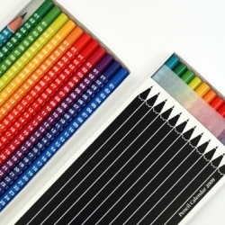 Mytton Williams design has put together the pencil calendar, 12 pencils, 365 days, infinite creative possibilities.
