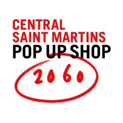 Students from the BA Graphic Design at Central Saint Martins College will be running a pop up shop named '2060'. Second years students have designed and produced objects for sale. June 1-7