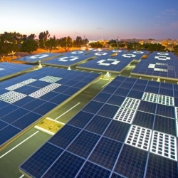 Envision Solar is a San Diego based company that turns parking lots into Solar Groves creating architecturally iconic renewable energy.