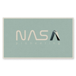 A new take on the NASA brand by michael tseng