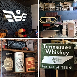 NASHVILLE, TN is changing SO fast, that as frequently as we pop over there, there's always so much newness! See everything from coffee soda and the new amphitheater to stunning murals, workshop/studios, and more!