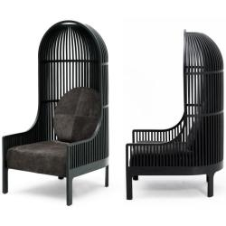 The Turkish design studio Autoban has created the Nest Armchair.