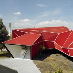 Mexico City > Nestlé Chocolate Museum, rojkind arquitectos