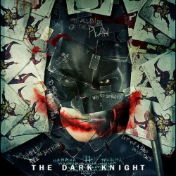 The Dark Knight new poster!
