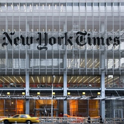 Complete coverage of the New York Times skyscrapper in NYC by Renzo Piano.