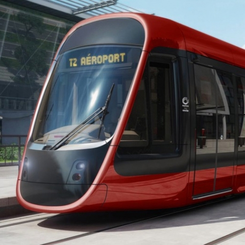 Ora ïto is collaborating with Alstom to create an organic and rational tram for Nice (France).