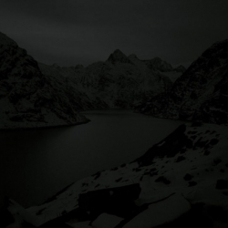 Subtle night images of mountainscapes from German photographer Michael Schnabel.