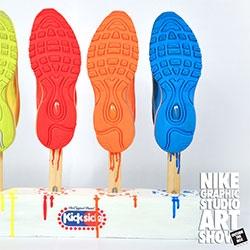 Nike Graphic Studio Art Show. Portland, OR Oct. 13th.