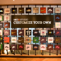 After over 40 years, Nike's first flagship store with its NIKEiD STUDIO, is finally here in Singapore.
