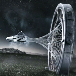 Two new CG spots from Superfad for Nike, promoting the Alpha Talon and the Hyperstrong Top shoes for Nike Pro series.