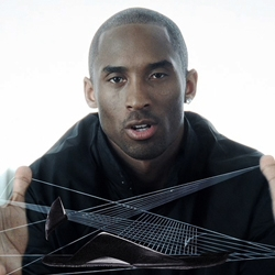 New spot directed by Manny Bernardez, Nike Design Director, to present the new Hyperdunk. Featuring Kobe Bryant and the Fly Wire technology.