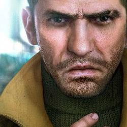 Amazing untonned of Niko Bellic by Pixeloo - [Editor's Note: Yay! GTA IV]