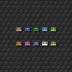 Ninja Bricks is a really neat flash game!