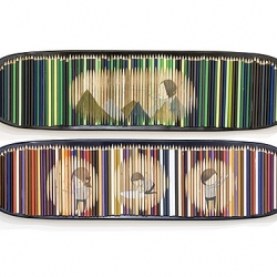 Artwork submitted to the 2008 No Comply skateboard artshow is now online. Fantastic work from 70+ artists.
