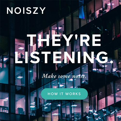 "Noiszy Browser Plugin - ""Hiding from data collection isn't working. Instead, we can make our collected data less actionable by leaving misleading tracks, camouflaging our true behavior. We can take back the power of our data."""