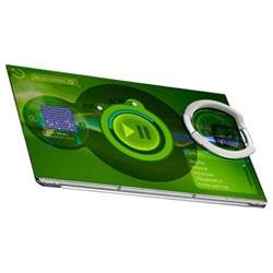 Nokia's morphable, meltable, shape-shifting nanotech display. Concept.