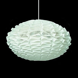 Normann Copenhagen has 3 different lamp shades in their product line. What's so special about them? You assemble the whole lamp yourself from scratch.