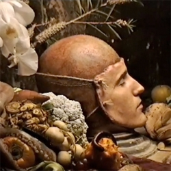 "The making of NIN's ""Closer"" video is fascinating. Several visuals were lifted from other artists, including Joel-Peter Witkin, Man Ray, The Brothers Quay, and Francis Bacon. Good artists borrow, great artists steal."