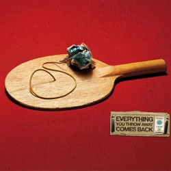"""Everything you throw away comes back"" great Advertising Campaign by Forchets, Milan, Italy for Legambiente"