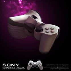 A controller concept for sony PlayStation.