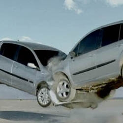 The new, shocking commercial for Renault. By Nordpol+ Hamburg, Germany.