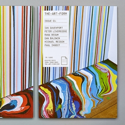 The-Art-Form is a new limited edition publication about art and artists. Issue 1 features: Ian Davenport, Peter Liversidge, Rana Begum, Dan Baldwin, Michael Reisch and Paul Insect.