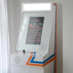 Super cool modern Arcade! by Tom Goodfellow.