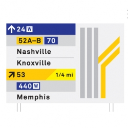 Icon Magazine asked design studio Manual Creative to rethink the graphics of the US road sign system. Here are the results.