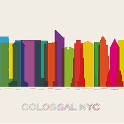 A beautiful new print by the talented Yoni Alter.