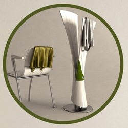After Levente Szabó's 2007 win this year there are two Hungarians among the 9 finalists of Electrolux Design Lab 2008.