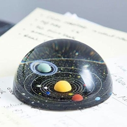 Solar system paper-weight by Kikkerland Design