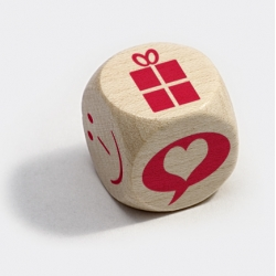 DiceForChange is a concept that aims to change people's behaviour in a playful way. Wellness Dice stimulate change in daily routines as well as awareness of how simple actions can have a greater positive effect on life.