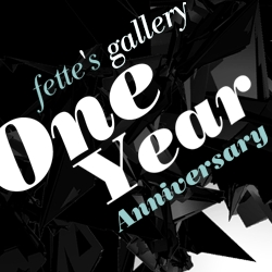 On November 13, 2007, fette's gallery will mark its one-year anniversary with a one-night only exhibition and party! Hosted by Robert Berman Gallery in Santa Monica, CA. Come celebrate!