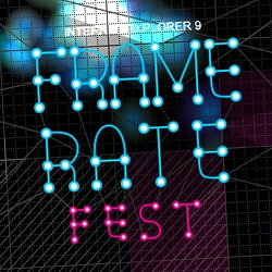 FrameRate Fest: A wild exploration of untamed HTML5 experiments.