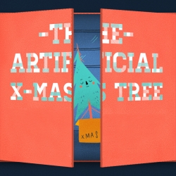 The tale of a fake x-mas tree that wants be real. A new chapter of the story is posted daily on a Pinterest advent calendar. Work created by DARE in Vancouver.