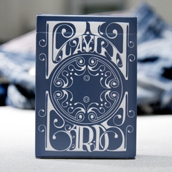 Paper Denim is a cool new deck of playing cards designed by Si Scott in association with Dan and Dave. Packaged and printed with a new embossed case using metallic ink on imported paper.