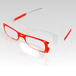 Get a Glasses Skin Library Book when you buy these glasses. In this book, there are various skin pages which are published annually and trendily.