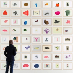 'Album' is the first exhibition of Ronan and Erwan Bouroullec's work in France, following shows at the Design Museum in London, the Museum of Contemporary Art in Los Angeles and the Boijmans van Beuningen Museum in Rotterdam.
