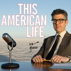 This American Life's Ira Glass on storytelling, and why people should keep making art.
